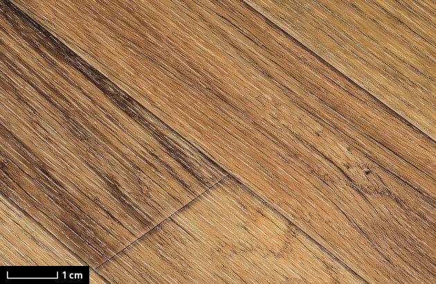resimdo CO-WO-DW710 Bright Hardwood Pannel Küchenfolie Hellbraun für Küchenmöbel und Arbeitsplattem Detail