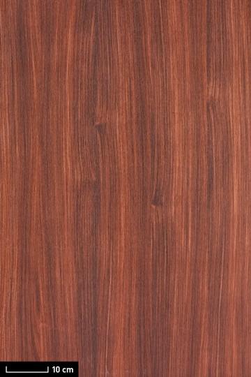 resimdo CO-WO-W276 Real Cherry Rose Klebefolie rot für Geländer, Treppen, Stufen, Wendeltreppe Platte groß
