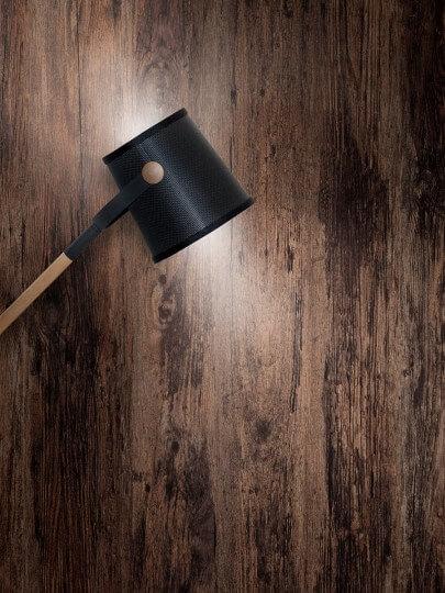 resimdo CO-WO-W912 Rustic Antique Wood Klebefolie selbstklebend braun für Böden und Wände Beleuchtung