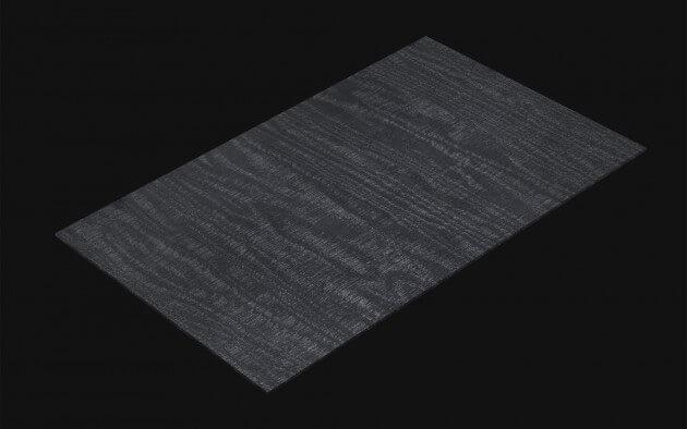 resimdo CO-WO-DWP33 Dark Pearl Wood Klebefolie blau, schwarz für Küchen, Möbel, Türen kachel