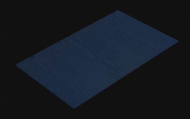 resimdo CO-WO-PTW07 Dark Blue Painted Klebefolie dunkelblau für Böden, Fliesen, Küchen Kachel