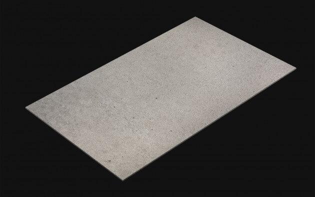 resimdo CO-AB-NS401 Bright Concrete Beton Betonfolie Hellgrau Steinoptik selbstklebend für Wände, Tische und Möbel Kachel