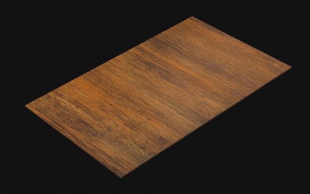resimdo CO-WO-W274 Bright Antique Wood Klebefolie braun für Treppen, Wände, Küchen, Kachel