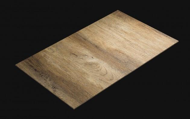 resimdo CO-WO-DW803 Smooth Wide Wood Klebefolie Hellbraun für Küchenschränke, Türen, und Treppen, Kachel
