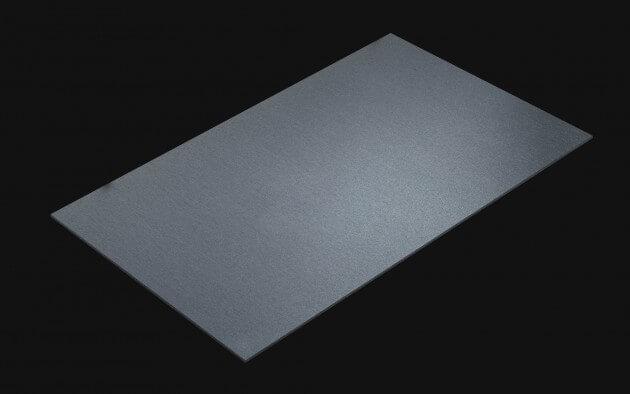 resimdo CO-BA-RM001 Brushed Black-Blue Selbstklebefolie dunkelgrau,blau für Fensterrahmen, Türen und Aufzüge Kachel