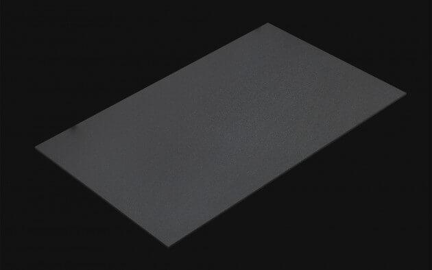 resimdo CO-BA-S211 Black Grey klebefolie dunkelgrau schwarz für türen und zargen Kachel