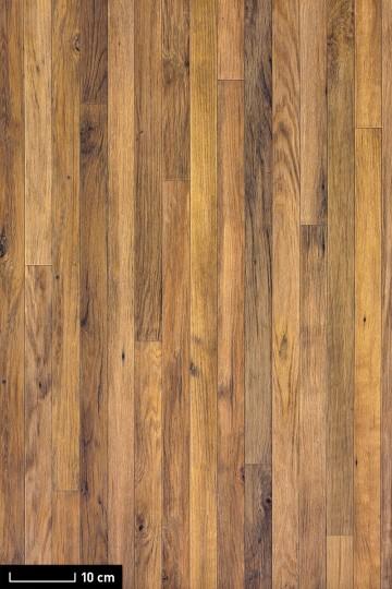 resimdo CO-WO-DW710 Bright Hardwood Pannel Wandfolie Hellbraun für Trennwände, Wände und Schrankwände Platte groß