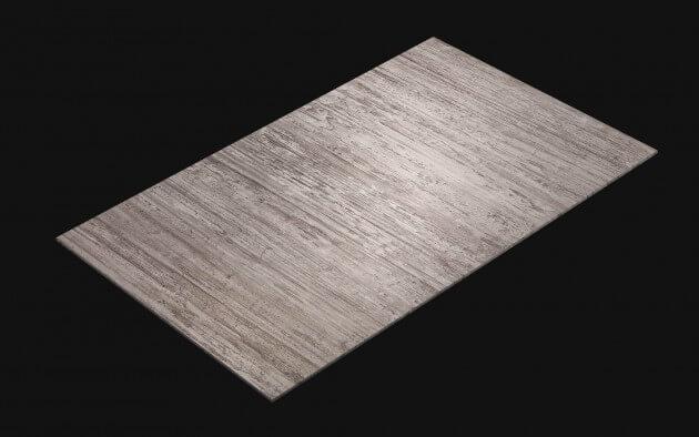 resimdo CO-WO-DW202 Grey Concrete Wood Klebefolie Grau für Möbel, Türen und Treppen Kachel