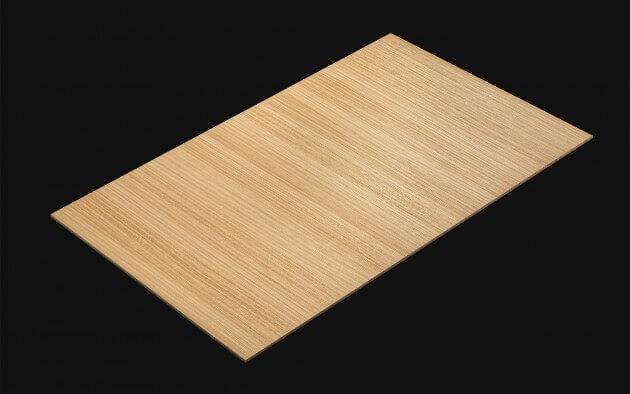 resimdo CO-WO-XP121 Beige Elm Klebefolie Hellbraun für Türen, Treppen und Küchen Kachel