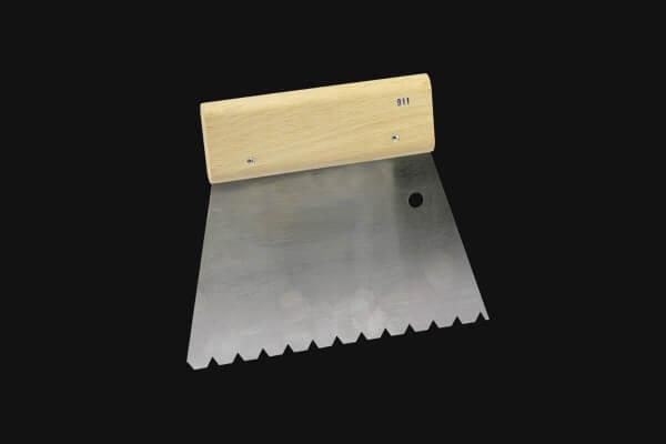 Zahnspachtel (180mm)