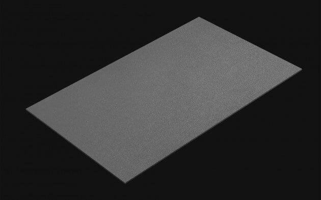 resimdo CO-BA-S159 Rough Elephant Folie selbstklebend Grau für Küchen und Türen Kachel