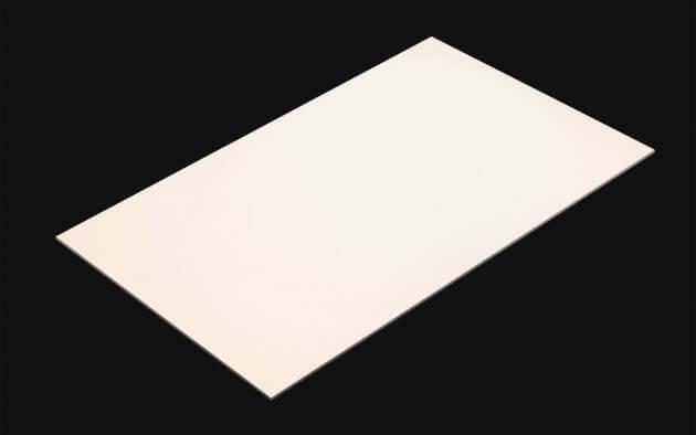 resimdo CO-BA-S176 White Beige klebefolie weiß, beige für Wände und Trennwände Kachel