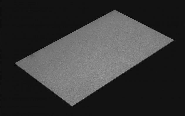 resimdo CO-BA-RM022 Metallic Crystal Grey Klebefolie grau, silber für Türen, Aufzüge, Möbel und Küchen Kachel