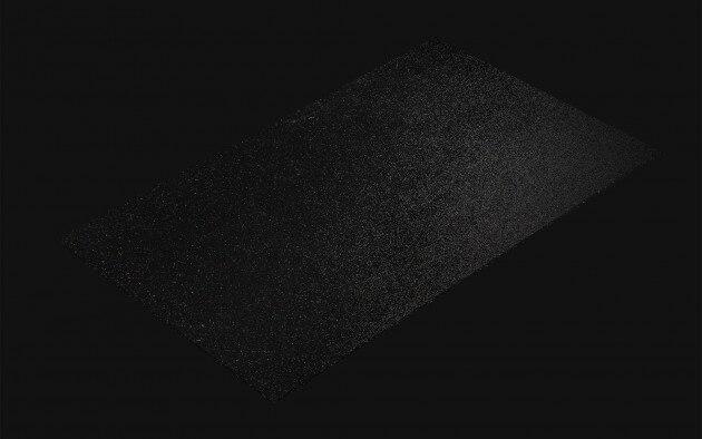 resimdo CO-BA-CP102 Sparkling Olive Matt Selbstklebende Folie schwarz Glitzer für Kreative Ideen DIY zum Selber Machen Zuhause kachel