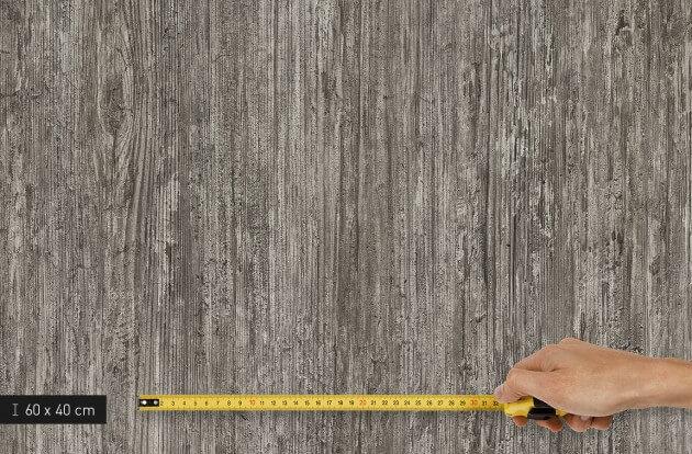 resimdo CO-WO-DW202 Grey Concrete Wood Folie selbstklebend Grau für Tische und Ablagen Platte klein