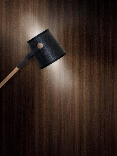 resimdo CO-WO-W206 Middle Brown Walnut Klebefolie dunkelbraun für Böden, Treppen, Wände Beleuchtung