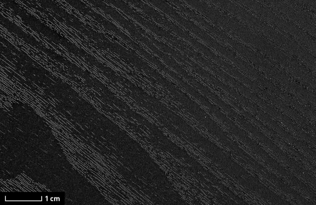 resimdo CO-BA-LS106 Classic Black Wood Dekofolie selbstklebend Schwarz für Böden und Treppenstufen Detail