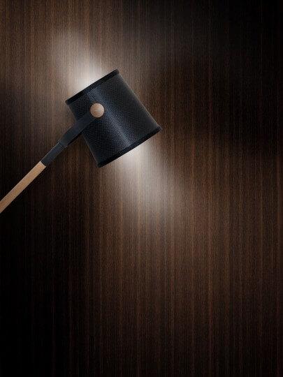 resimdo CO-WO-W260 Dark Brown Walnut Schrankfolie dunkelbraun für Einbauschränke, Küchenschränke, Wandschränke, Beleuchtung