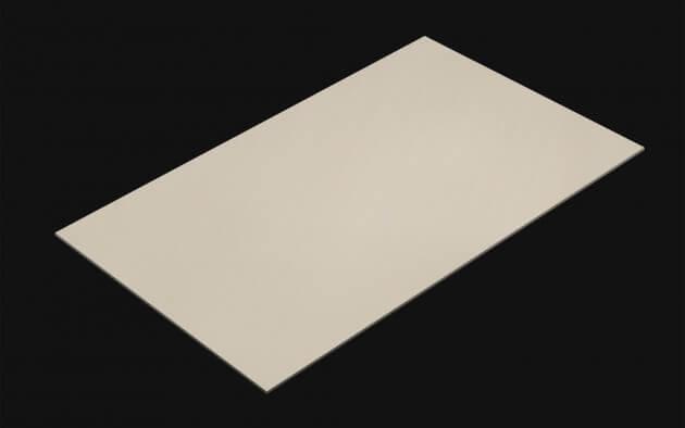 resimdo CO-BA-S179 Smooth Grey klebefolie hellbraun, Hellgrau für Wände Türen und Zargen Kachel