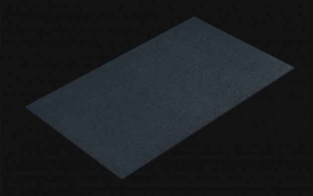 resimdo CO-BA-S197 Black Blue Klebefolie schwarz, blau für Arbeitsschränke, Einbauschränke und Bürowände Kachel