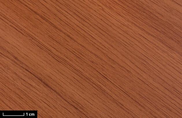 resimdo CO-WO-W171 Red Maple Küchenfolie rot für Küchenschränke, Arbeitsplatte Küchenfronten Ablagen Detail