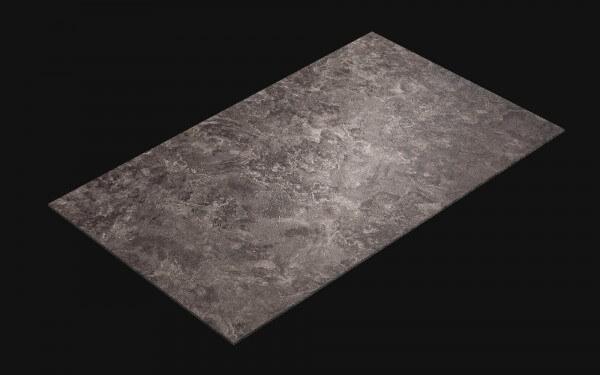 resimdo CO-AB-NS420 Grey Slate Klebefolie Dunkelgrau für Tische, Türen und Wände Kachel