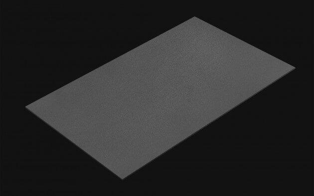 resimdo CO-BA-S149 Rough Dark Grey Klebefolie Dunkelgrau für Küche und Arbeitsplatten Kachel