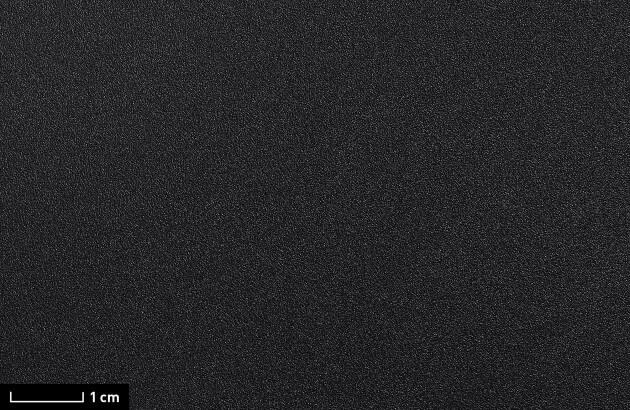 resimdo CO-BA-S140 Rough Dark Black Dekorfolie Schwarz Matt für Arbeitsplatten und Küchenschränke Detail