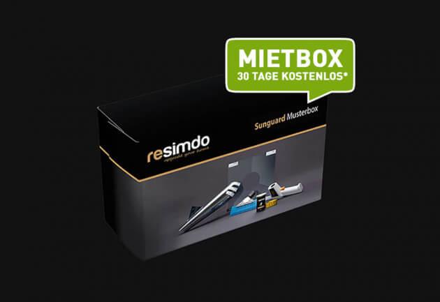 Mietbox - Sunguard