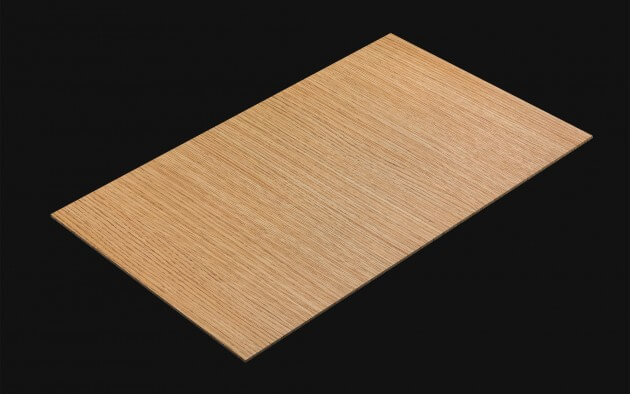 resimdo CO-WO-XP105 Light Brown Oak Klebefolie hellbraun für Türen und Zargen Kachel