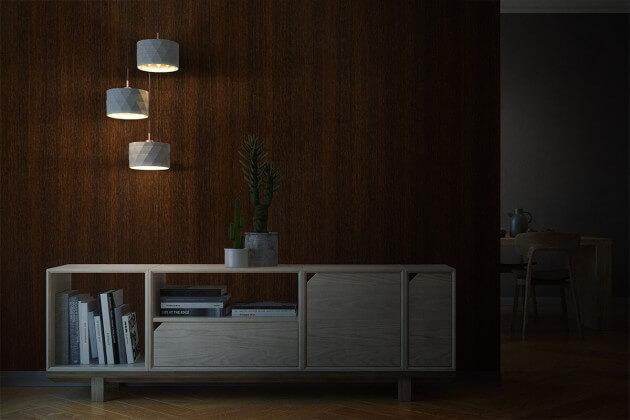 resimdo CO-WO-W207 Dark Walnut Türfolie selbstklebend dunkelbraun für Türen und Zargen Beleuchtung