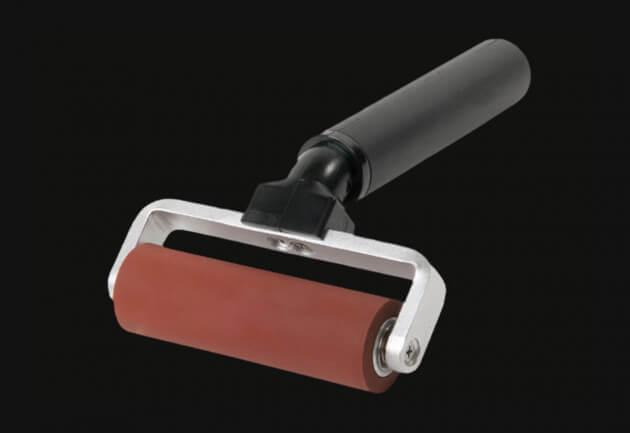 Andruckroller (15 cm / soft)