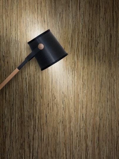 resimdo CO-WO-DW702 Beige Collection Wood Türfolie Beige für Türen, Zargen Schiebetüren Beleuchtung