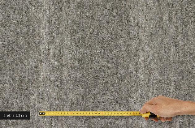 resimdo CO-AB-NS407 Grey Rustic Stone Klebefolie Grau für Ablagen und Arbeitsplatten Platte klein