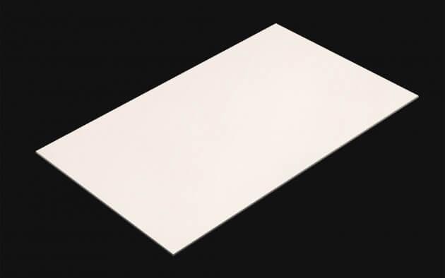 resimdo CO-BA-S177 White Red selbstklebefolie weiß, beige für schränke und Möbel kachel