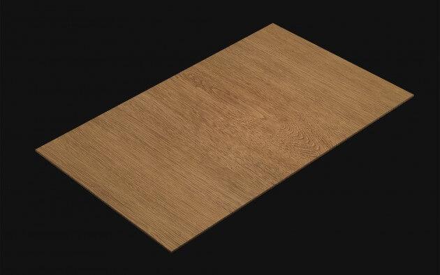 resimdo CO-WO-PZ008 One Oak Feeling Klebefolie braun für Küchen, Möbel, Türen, Treppen Kachel