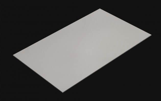 resimdo CO-BA-S209 Mouse Grey klebefolie hellgrau für fensterrahmen und zargen Kachel